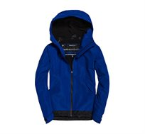 מעיל רוח לנשים SUPERDRY ELITE בצבע כחול