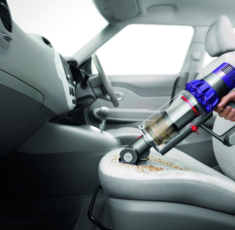 שואב אבק אלחוטי Dyson Cyclone V10 Animal + כולל Car Kit במתנה - משלוח חינם - תמונה 6