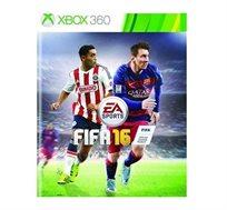 משחק FIFA 2016 המתאים לקונסולות XBOX ONE ו-XBOX 360
