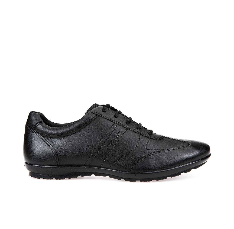 נעלי סניקרס אלגנט GEOX - לגבר - צבע שחור