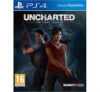 משחק UNCHARTED THE LOST LEGACY ל- PlayStation 4 יבואן רשמי