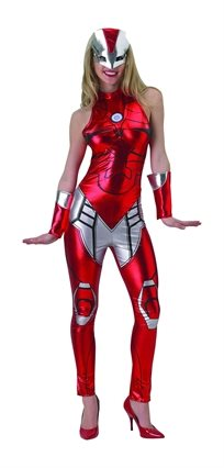 מיס איירון מן באוברול (נוער נשים)