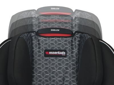 כסא בטיחות אמבלים EMBLEM (לשעבר בולוארד G4.1) - צבע Fusion - משלוח חינם - תמונה 5