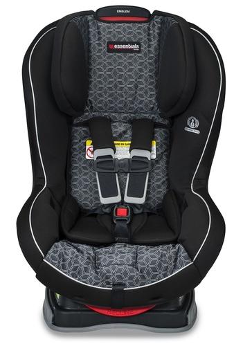 כסא בטיחות אמבלים EMBLEM (לשעבר בולוארד G4.1) - צבע Fusion - משלוח חינם - תמונה 2