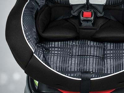 כסא בטיחות אמבלים EMBLEM (לשעבר בולוארד G4.1) - צבע Fusion - משלוח חינם - תמונה 6