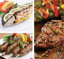 ארוחה זוגית מפנקת במסעדת 'ורד הצלע' בתל-אביב, רק ב-₪79, משלמים ₪9 באתר והיתרה במסעדה!