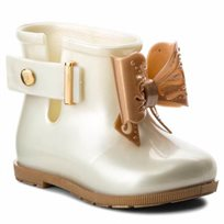 מליסה מגפי גשם Mini Melissa Sugar Rain White
