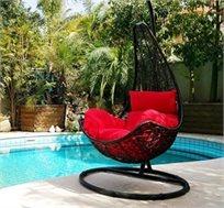 כורסת ערסל מפנקת לבית, למרפסת ולחצר של HomeTown לעיצוב הבית והגינה!