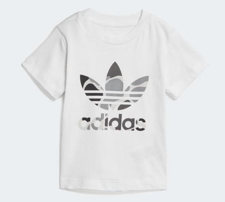 Adidas תינוקות// Trefoil Tee Multicolor