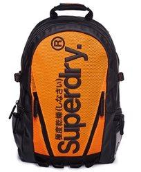 Superdry תיק גב גולשים במהדורה מוגבלת  Mesh Tarp Backpack