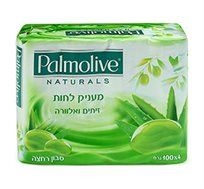 6 רביעיות סבוני Palmolive ירוק