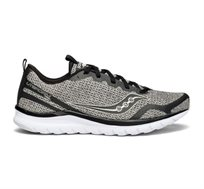 נעל ספורט SAUCONY LITEFORM FEEL לגבר -אפור שחור