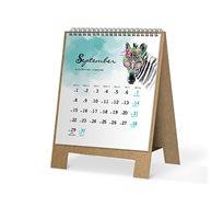 לוח שנה שולחני קטן 2019 ספלאש