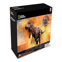 קופסת חלון גדולה 20 דינוזאורים National Geographic