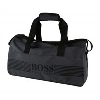 BOSS / בוס תיק נסיעות ירוק זית