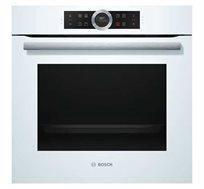 תנור גומחא Siemens נפח 71 ליטר עם טורבו 4D ו13 תוכניות בישול דגם HB634GBW1