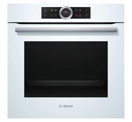 תנור גומחא דגם HB634GBW1 נפח 71 ליטר טורבו 4D ו13 תוכניות בישול