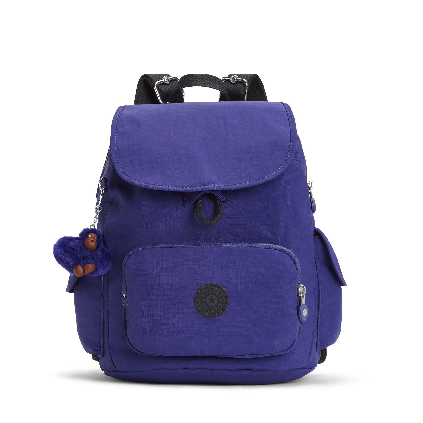 תיק גב קטן City Pack S - Summer Purpleסגול קייצי