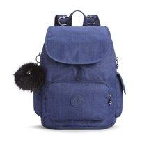 תיק גב קטן City Pack S - Cotton Indigo  כחול כותנה