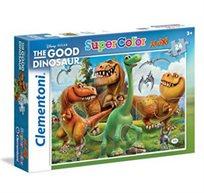 פאזל המכיל 24 חלקים הדינוזאור הטוב