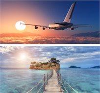 זקינטוס לצעירים! טיסה בלבד או חבילת נופש ל-7 לילות החל מכ-$199*