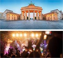 """קייטי פרי בהופעה בברלין כולל טיסות ואירוח ע""""ב א.בוקר החל מכ-€499*"""
