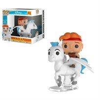 """Funko Pop - Hercules & Pegasus  6"""" (Disney) 43  בובת פופ הרקולס"""