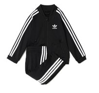 adidas חליפה (4-0 שנים)- שחור