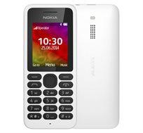 טלפון סלולרי 130 Nokia נוקיה בעל גודל תצוגה של 1.8 אינץ' 2G, Bluetooth רדיו, נגן מדיה, ורמקול,