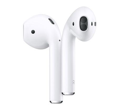 אוזניות אלחוטיות AirPods 2 True Wireless