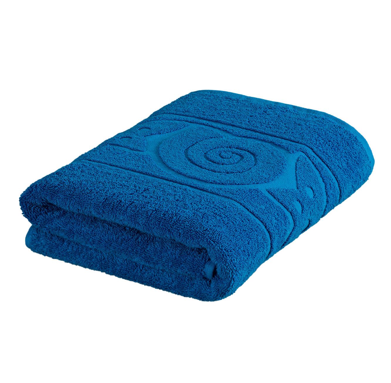 מגבת אורח רכה ומפנקת בעיטור בדוגמת צדפים במגוון צבעים לבחירה מגבות ערד - תמונה 5