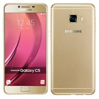 """סמארטפון Samsung Galaxy C5 C5000 זיכרון 32GB מסך """"5.2 מצלמה 16MP מ.הפעלה 1.Android 6.0"""