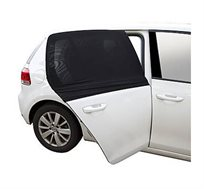 זוג צלונים לחלונות האחוריים של הרכב