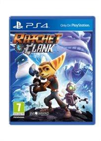 Ratchet & Clank Cartonbox Ps4 במלאי!