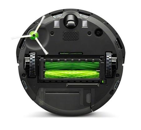 שואב אבק רובוטי iRobot i7 עם אפשרות לתכנות באמצעות האפליקציה - משלוח חינם - תמונה 2