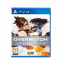 Overwatch: Legendary Edition Edition PS4 אירופאי!