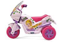אופנוע נסיכות 6V מבית
