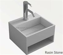 כיור אמבט מונח/תלוי מעוצב יוקרתי דגם ברצלונה