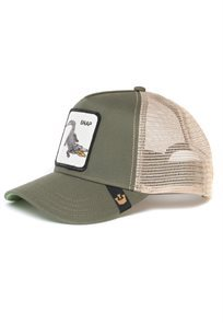 כובע מצחייה גורין - Goorin Snap At Ya Olive