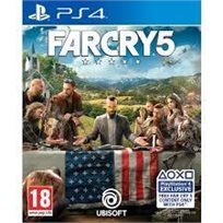Far Cry 5 PS4 אירופאי!