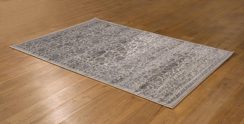 שטיח דגם ניו אקוורל ביתילי בעל מראה מודרני מדוגם וייחודי שמתאים לסלון ולשאר חללי הבית תוצרת כרמל - משלוח חינם - תמונה 2