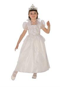 שמלת כלה לבנה מהודרת
