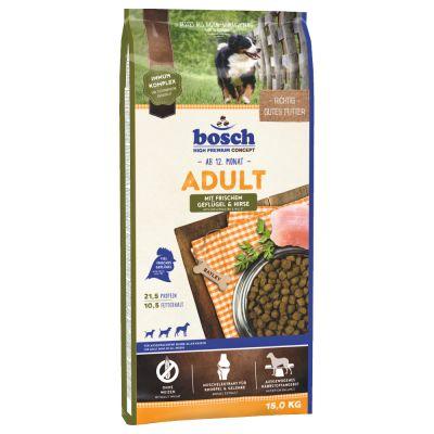 בוש לכלב בוגר 15 ק''ג  Bosch