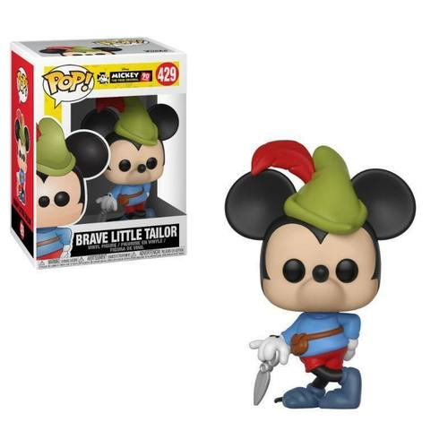 Funko Pop - Brave Little Tailor (Mickey Mouse) 428  בובת פופ