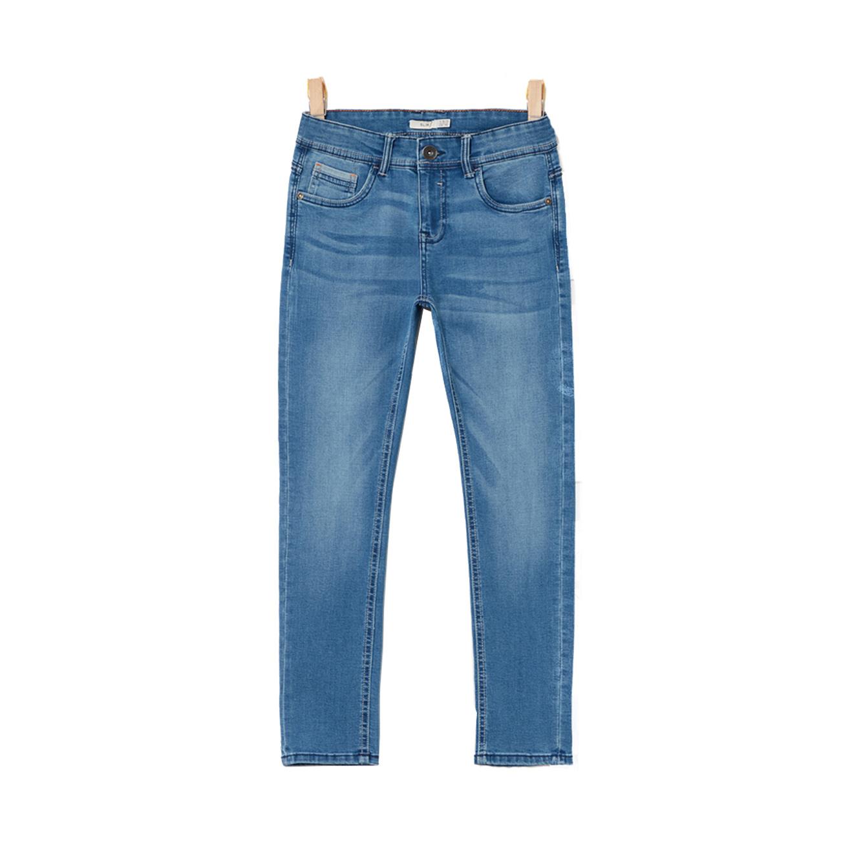 ג'ינס בגזרת סלים לילדים OVS - כחול
