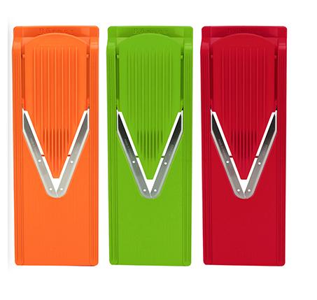 מנדולינה V3 תוצרת Börner גרמניה במגוון צבעים לבחירה+סכין צ'יפס מתנה FOOD APPEAL  - תמונה 2