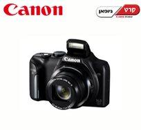 """קומפקטית וידידותית למשפחה! מצלמת PowerShot SX170 IS מבית CANON עם 16Mp, זום של 16X וצג בגודל """"3.0"""