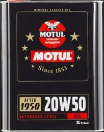 שמן מנוע Sf/Cc 2L Classic 20W50 Motul