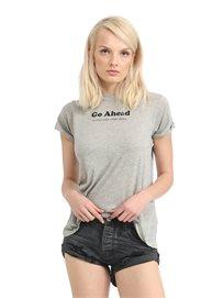 WILDFOX// go ahead חולצה קצרה