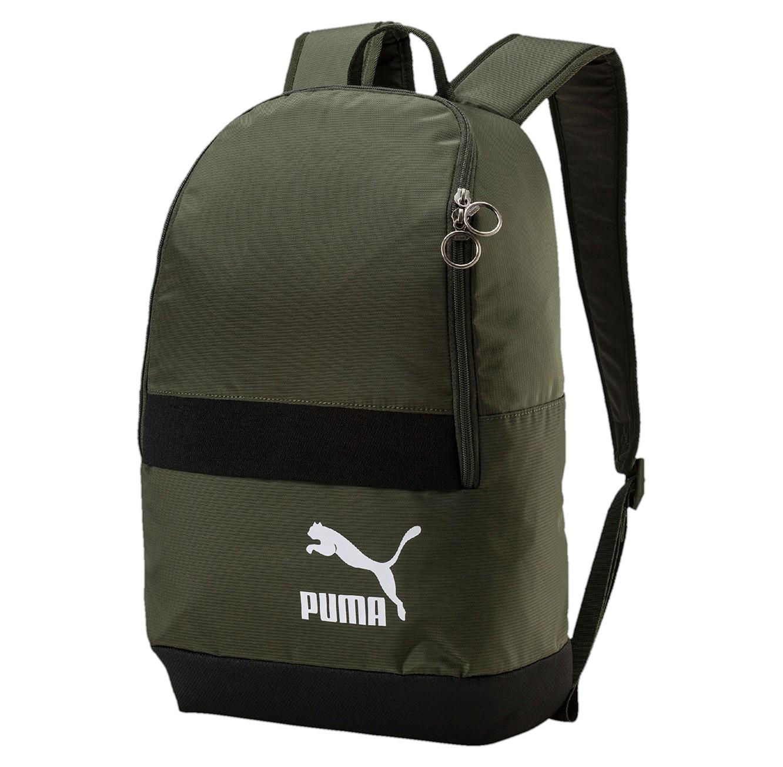תיק PUMA Originals Backpack Tren - ירוק